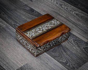 Grabado A Mano Joyeros Profesional Graver Set X6 en Caja Manijas de madera UK
