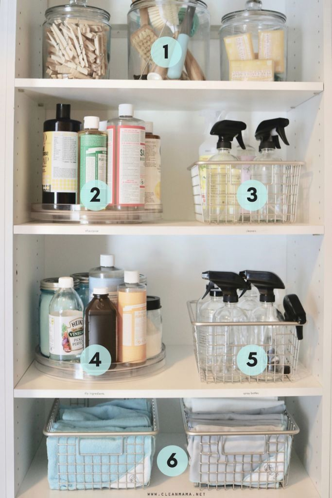 A few weeks ago I shared how I organized my cleaning closet (see all the organizing supplies in that post) – I got so many questions about specific products so I thought this would be a perfect post for my series – Take a Peek. I love looking at details and organizing strategies online and in …