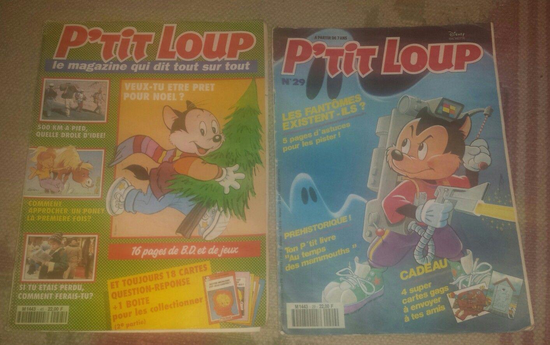 P'tit loup, 1993.