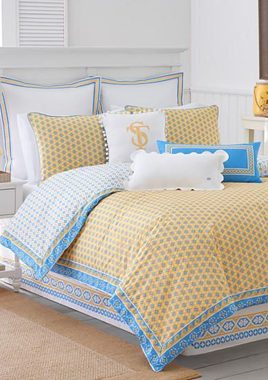 Southern Tide Sailgate Bedding Collection Comforter Sets