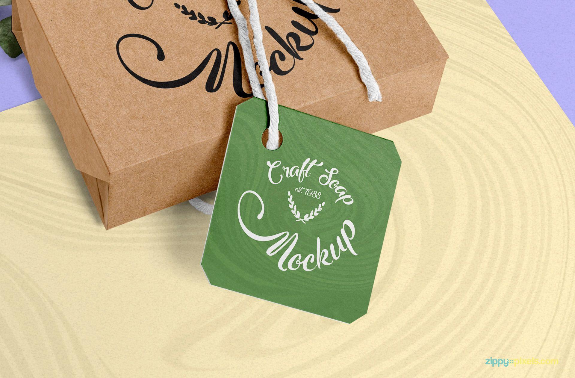 Download Free Craft Soap Box Mockup Zippypixels Box Mockup Soap Boxes Soap
