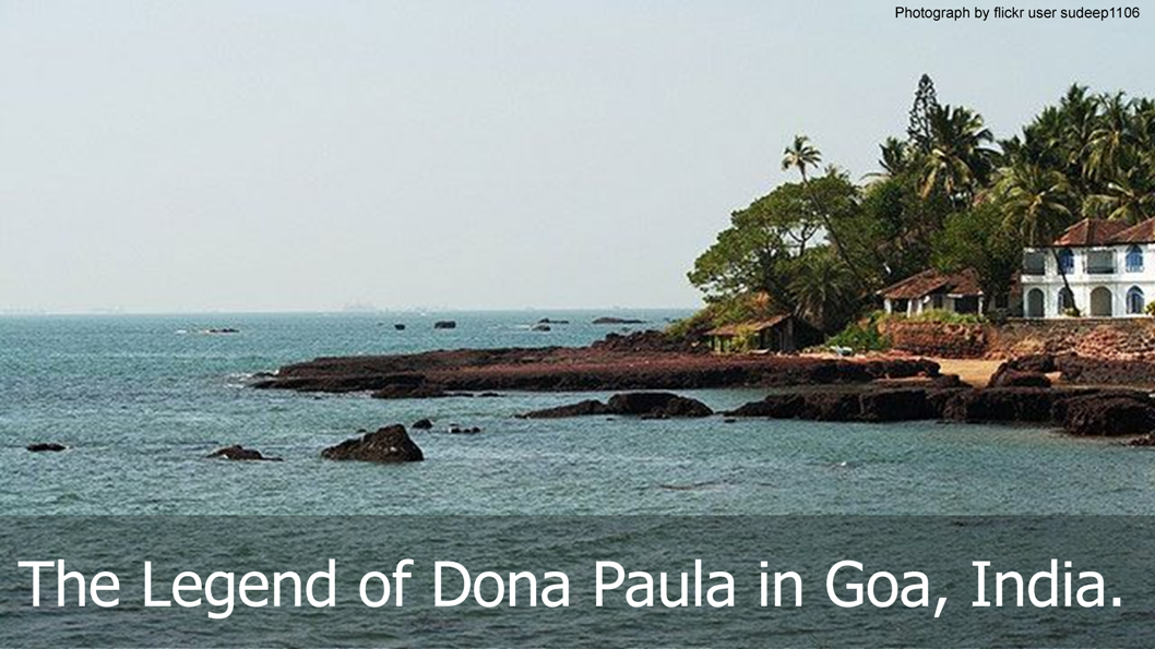 "There's a legend of Dona Paula, it is said that ""Dona was married to Paulo, a lowly fisherman. He ventured into deep seas for fishing and is said to have never returned. His dutiful wife Dona supposedly waited for him at the jetty, for so many years that she finally turned into stone!"" Checkout some more interesting places in #Goa, #India."