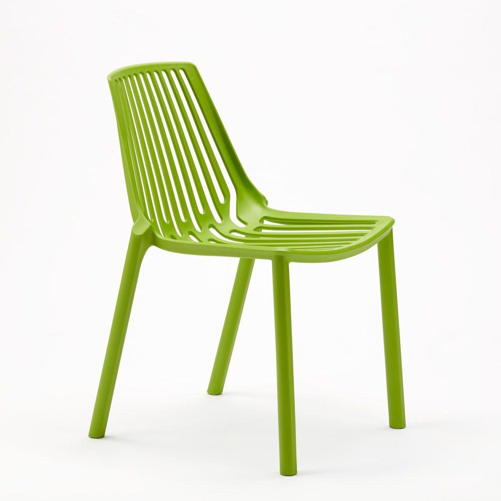 Chaise Pour Les Interieurs Et Les Exterieurs Empilables En Polypropylene Cafe Restaurant Et Jardin Design Line Chaise Design Interieur Maison Chaise Bar