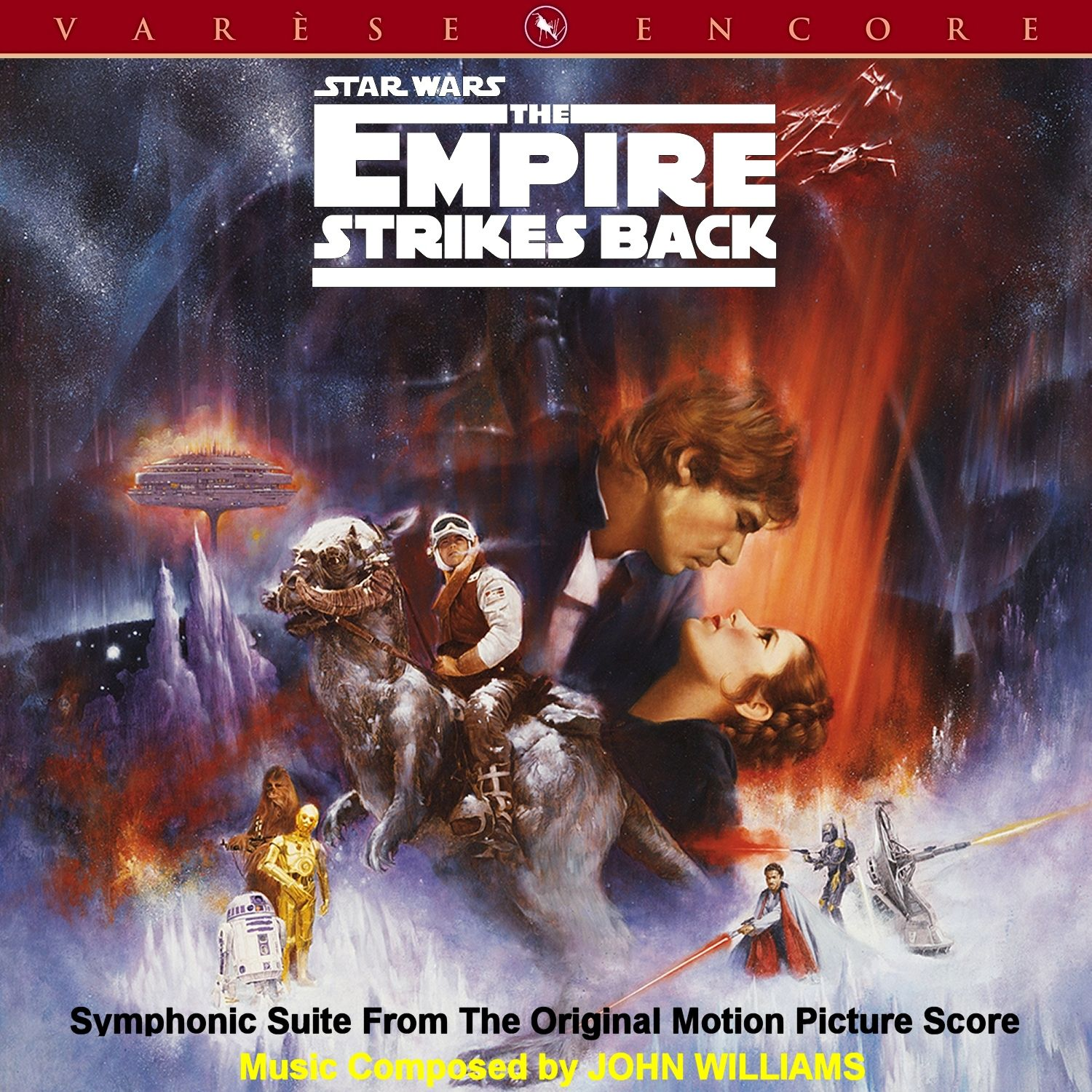 The Empire Strikes Back Movie posters, The empire