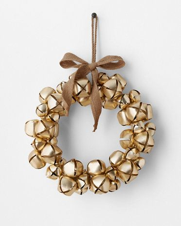 Sleigh Bell Wreath