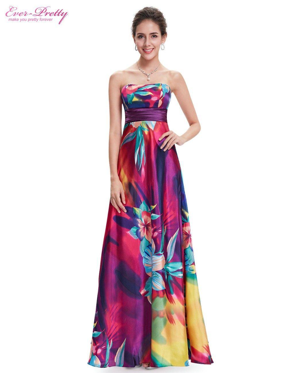 Occasion Formal Evening Item Type Evening Dresses Waistline Empire Is Customized No Fabri Floral Evening Dresses Maxi Dress Evening Strapless Evening Dress [ 1298 x 1000 Pixel ]