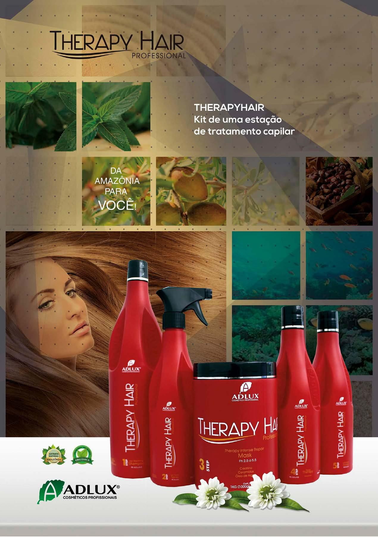 a637013ed6 produtos adlux linha profissional kit therapy hair