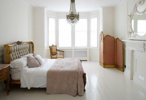 dormitorio estilo inglés | Cabeceros | Pinterest | Dormitorio inglés ...