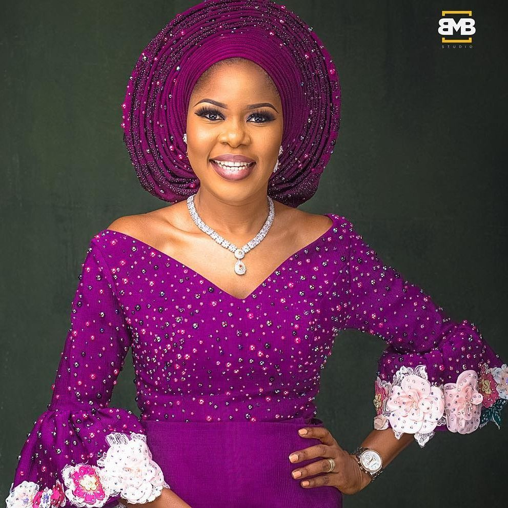 All Shades Of Luxury And Glam: Abimbola of Bimmms24 LBK Labake Aso ...