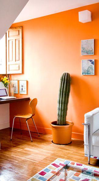 Zero Voc Orange Paint And More At Www Greenpainter Com Orange