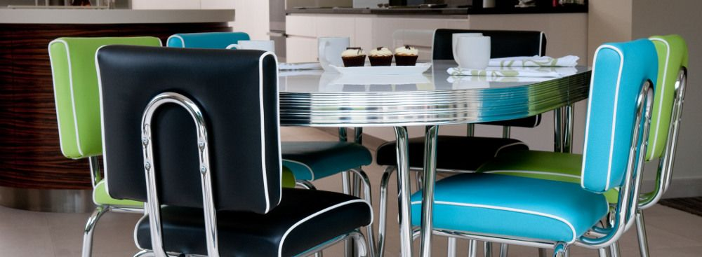 Image Result For Retro Dining Table And Chairs
