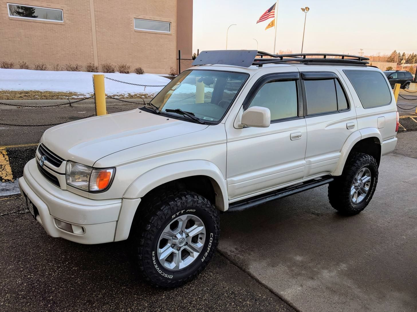 78 Reference Of Arb Roof Rack 3rd Gen 4runner In 2020 4runner 3rd Gen 4runner Roof Rack