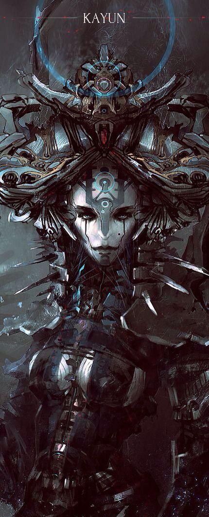 Cyber queen