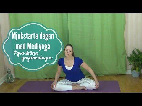 medicinsk yoga övningar nacke