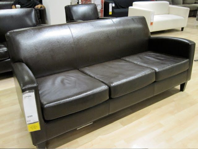 Furniture Finds At Crate Barrel And Ikea Sofa Couch Ikea