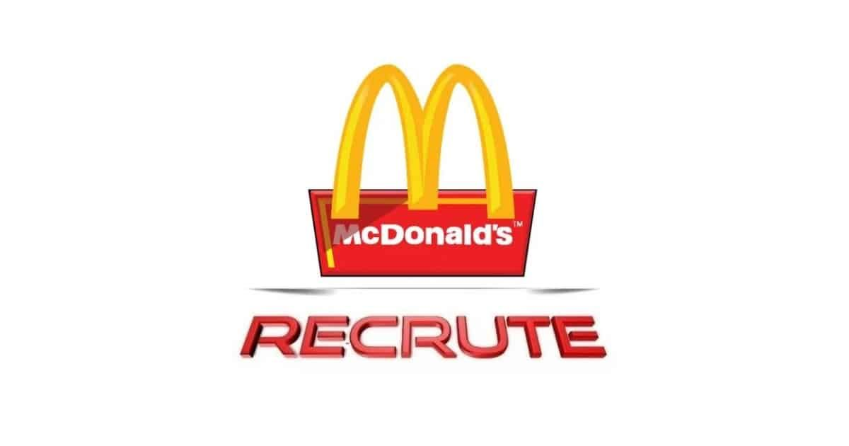 Mcdonalds Recrute Deposez Votre Cv Dimajob Accounting Management Mcdonalds