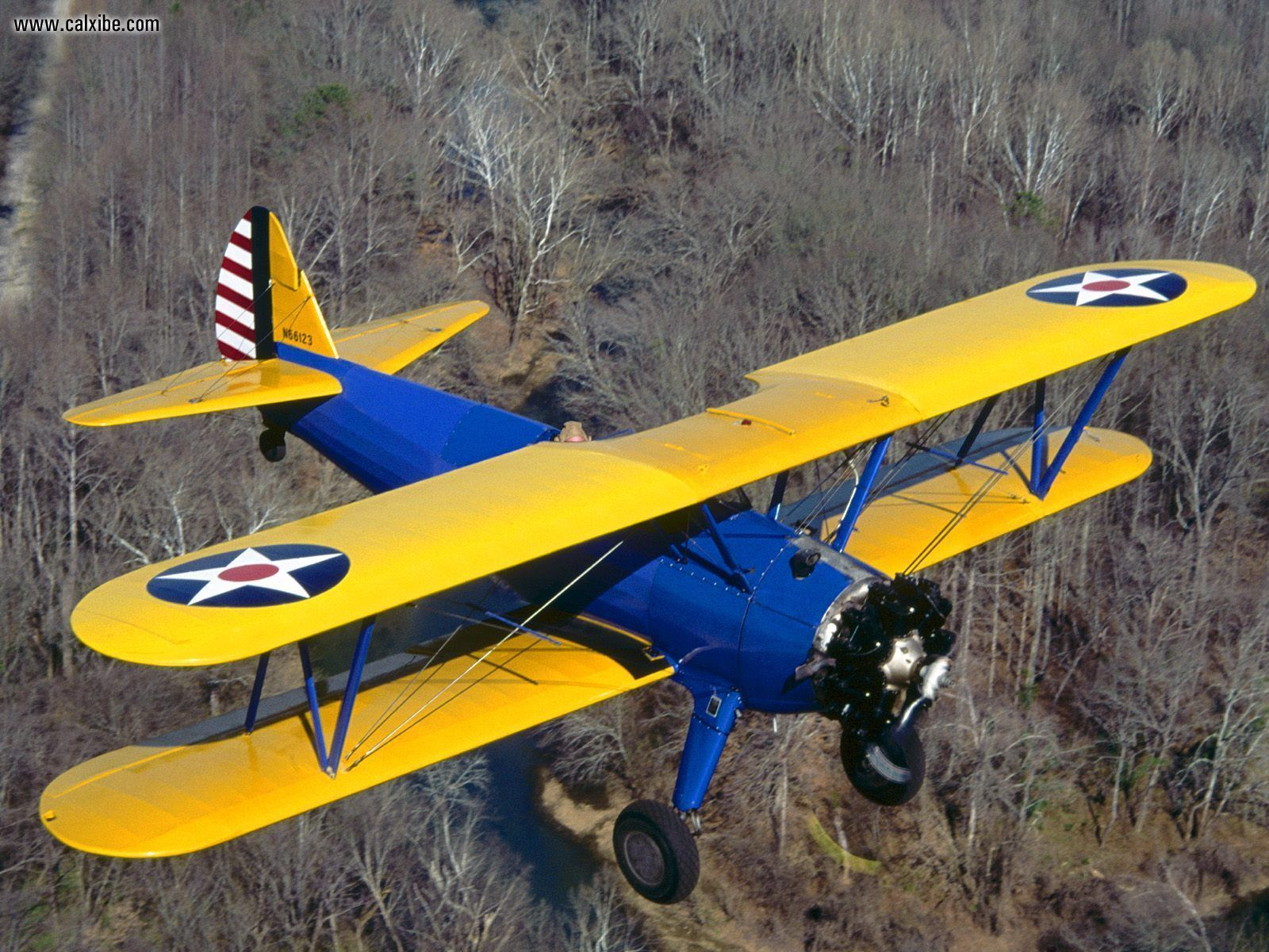 Stearman PT-17, this has to be one of my favorite planes of all time