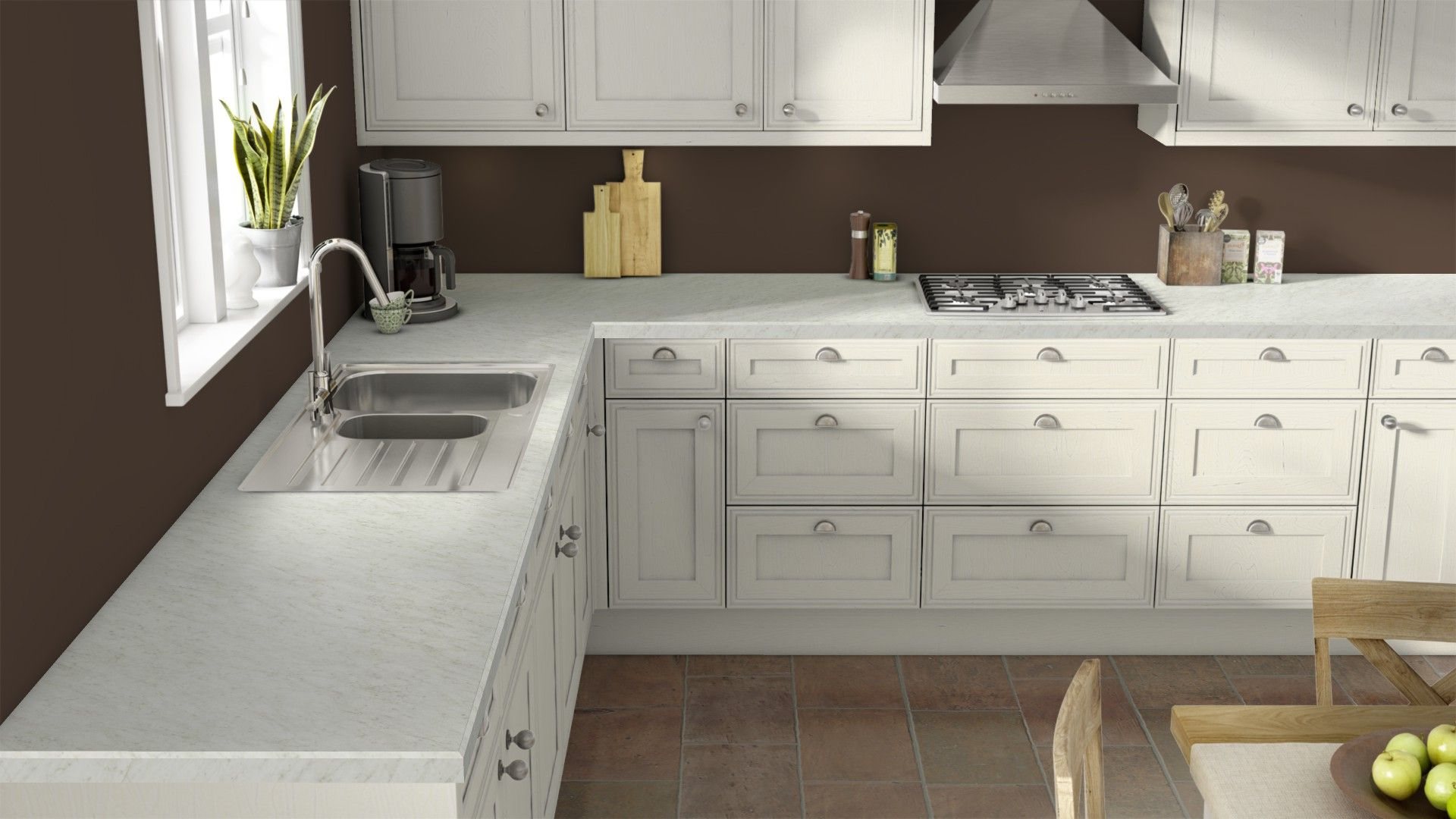 Get Inspired For Your Kitchen Renovation With Wilsonarts Free Design Visualizer White Carrara