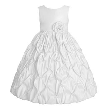 American princess dresses for girls white