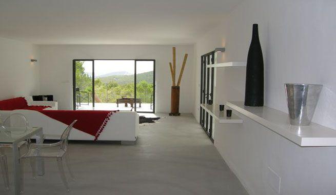 Cemento pulido para el suelo estilos cocinas modernas - Microcemento precios m2 ...