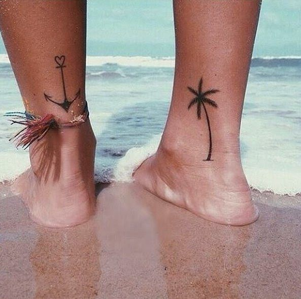 Tattoo Ideas You Can Hide: 13 Foot Tattoos That Are Too Cute To Hide With Socks