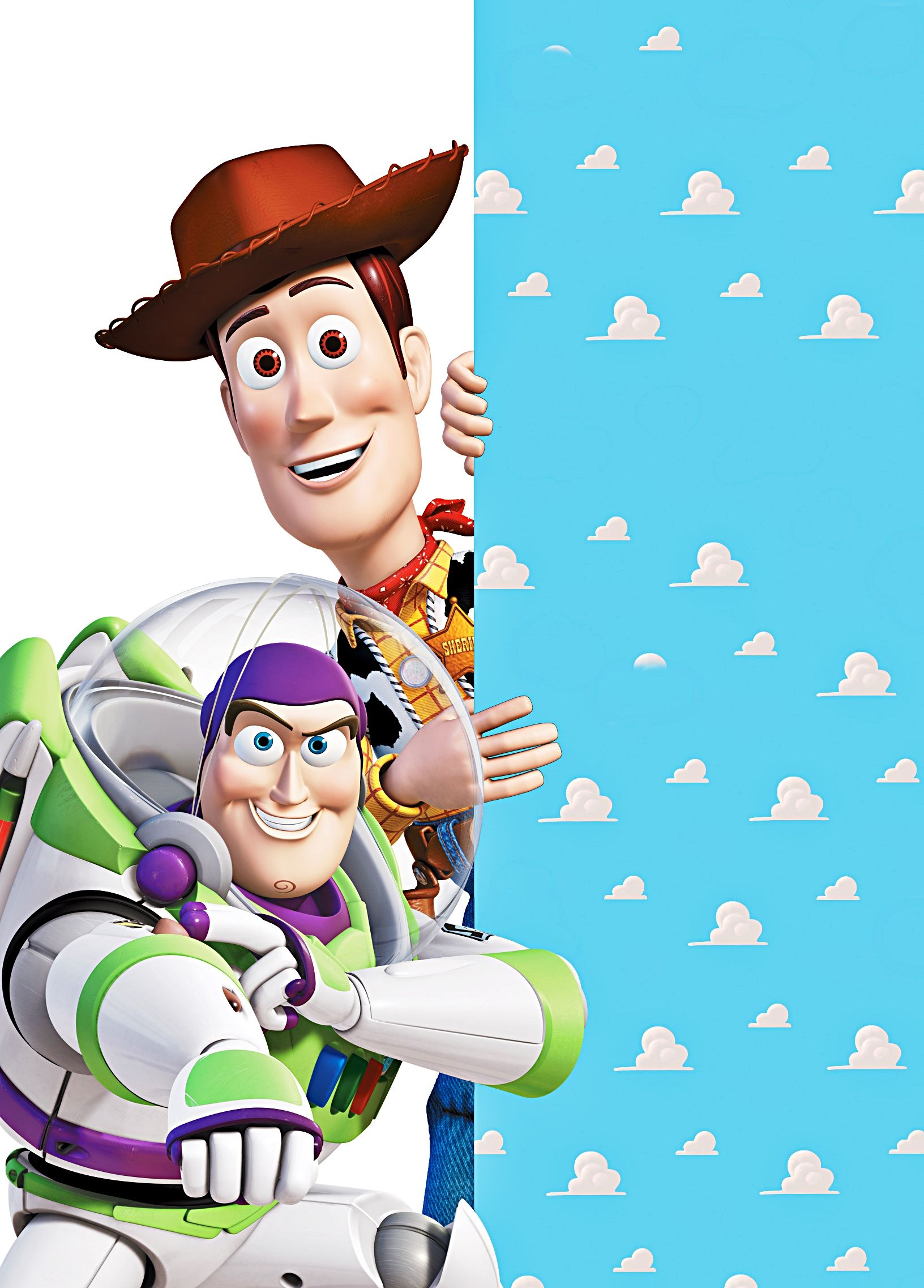 Disney Characters poster | Walt Disney Characters Disney•Pixar Posters - Toy Story