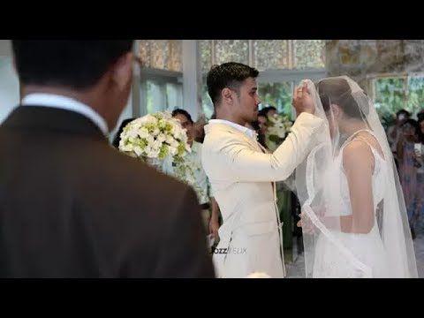 Syahdunya Resepsi Pernikahan Chicco Jerikho Putri Marino Bikin Baper