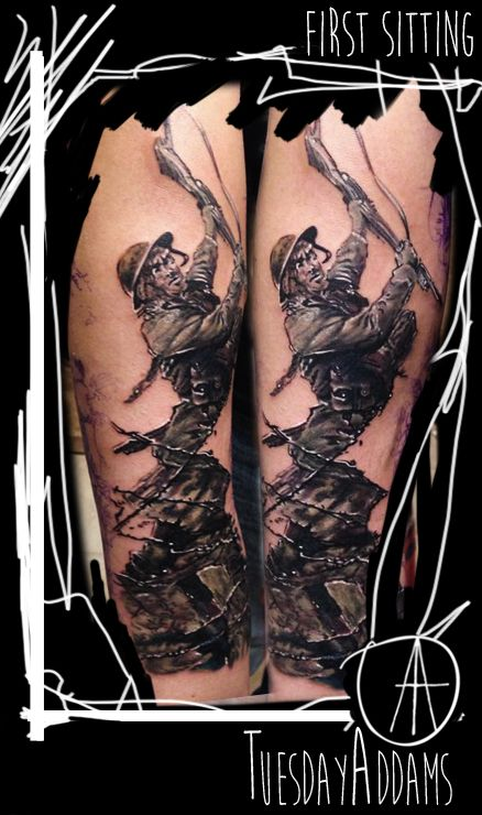 Māori Tattoos History Practice And Meanings: World War One Tattoo First Sitting