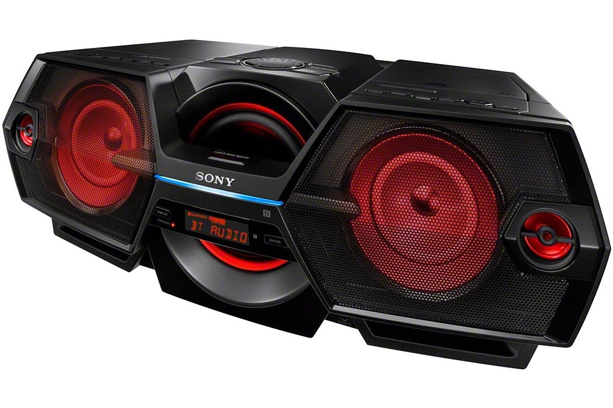 Sony Boombox Bluetooth Google Search Boombox Speaker System Sony