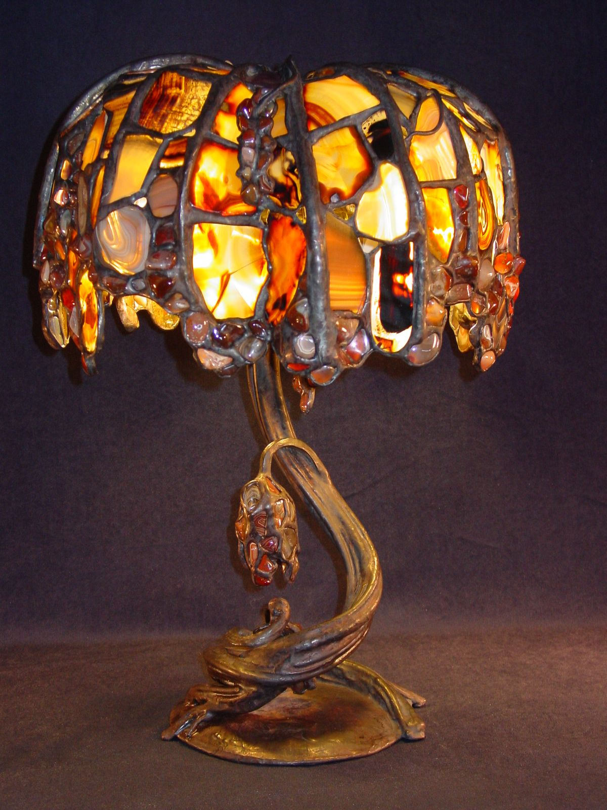 11+ What is an agate lamp ideas