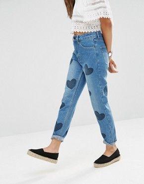 b77f4ee37962c Jeans femme   Jeans skinny, boyfriend et déchirés   ASOS   DENIM ...