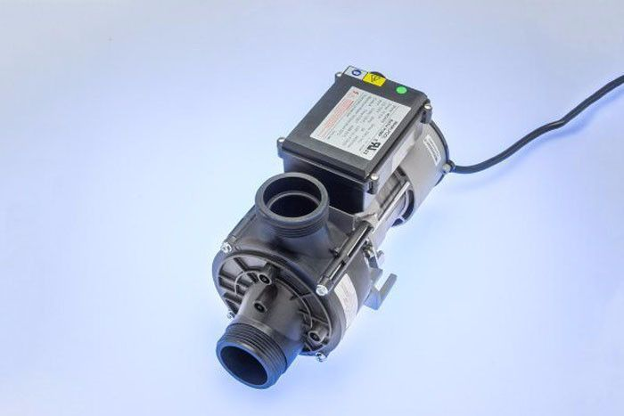Hercules Ii Bath Pump W Air Switch Cord 5 Amps 115v