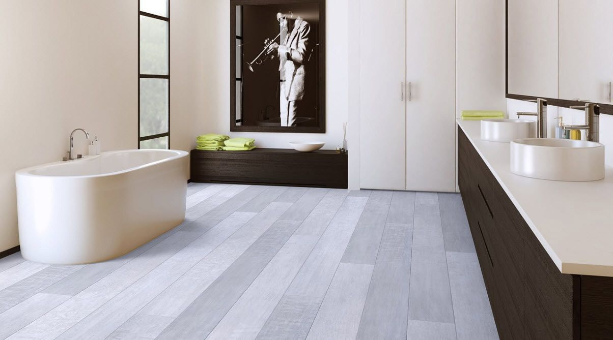Laminate Flooring That Looks Like Tile i want black laminate flooring that looks like tile upstairs bath needs this Luxury Vinyl Plank Flooring Colors How Invincible Is Luxury Vinyl Tile Decor8ion