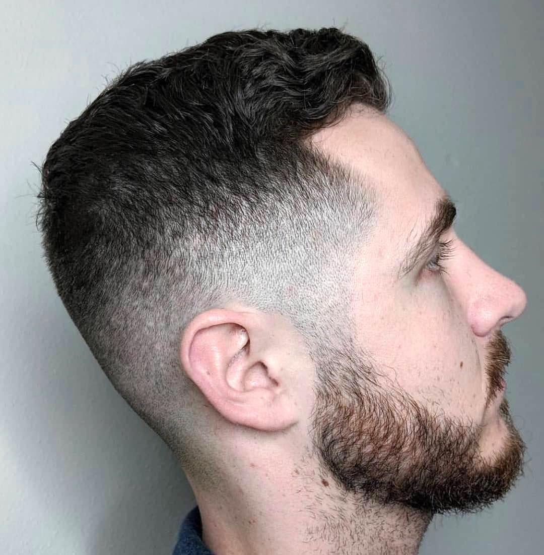 25 Best Short Haircuts For Men 2020 Styles Wavy Hair Men