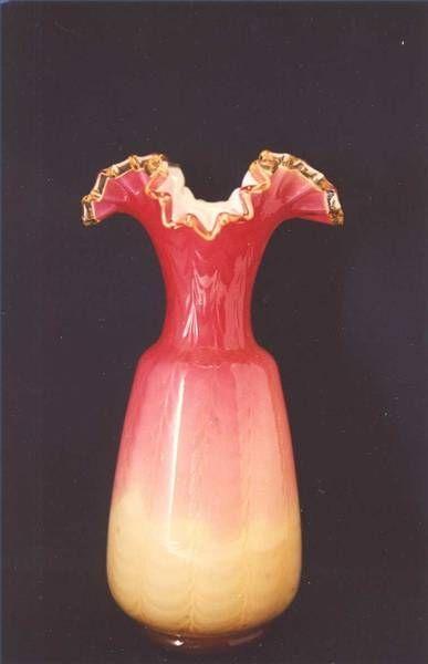History Of Amberina Glass Ehow Amberina Glass Pinterest