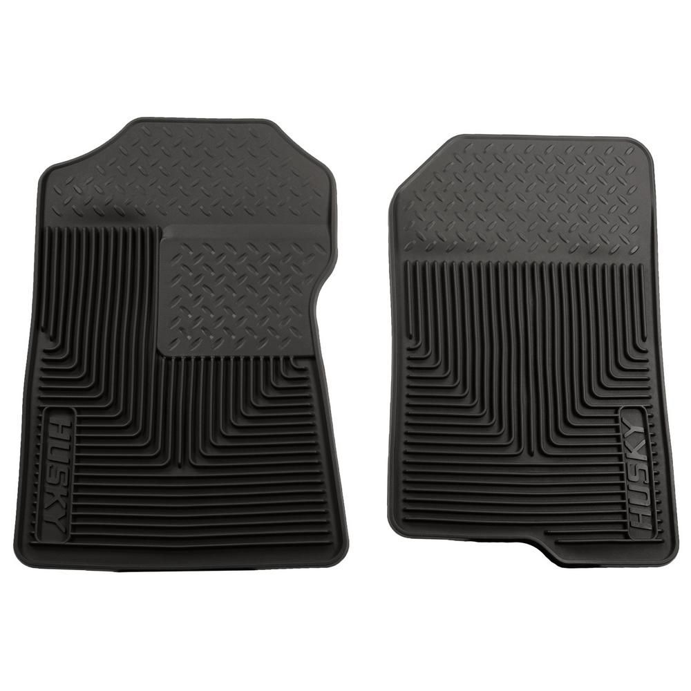 Husky Liners Front Floor Mats Fits 98 02 Ford Expedition F 150