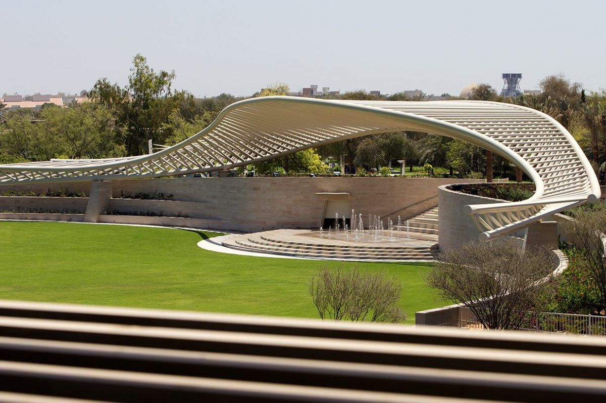 Mushrif Central Park Amphitheatre Semple Brown Design