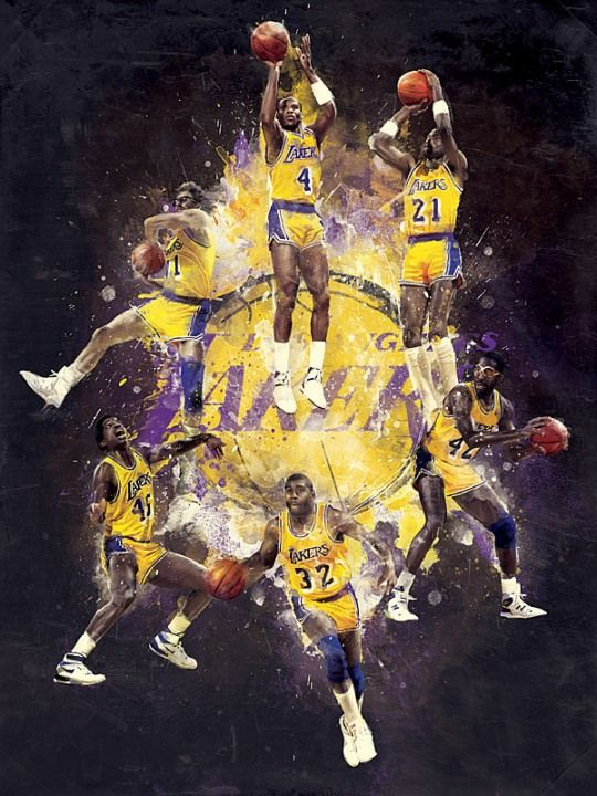 Design You Trust Design Culture Society Showtime Lakers Lakers Basketball Lakers