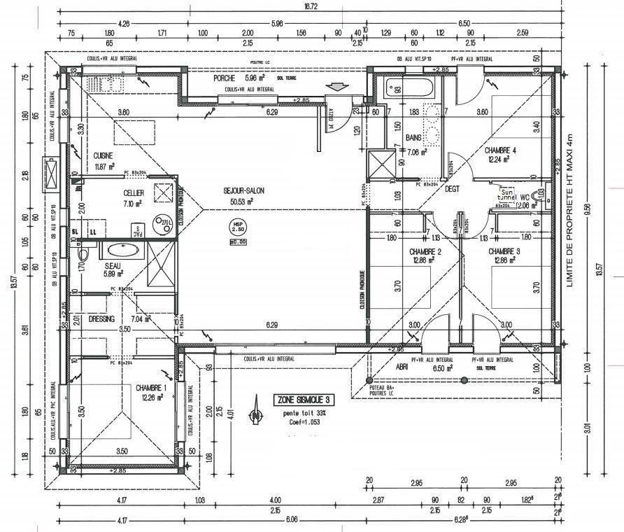 Première Construction Dans Le Sud Landes Par Matt64 Sur