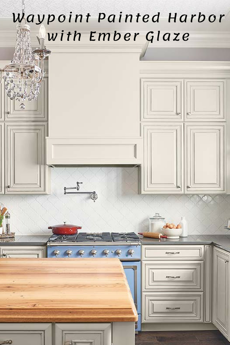 Why Waypoint Cabinets Are Fan Favorites Glazed Kitchen Cabinets Hgtv Kitchens Hardwood Floors In Kitchen