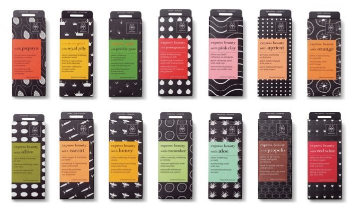 Apivita packaging - dkd | design for products and communication
