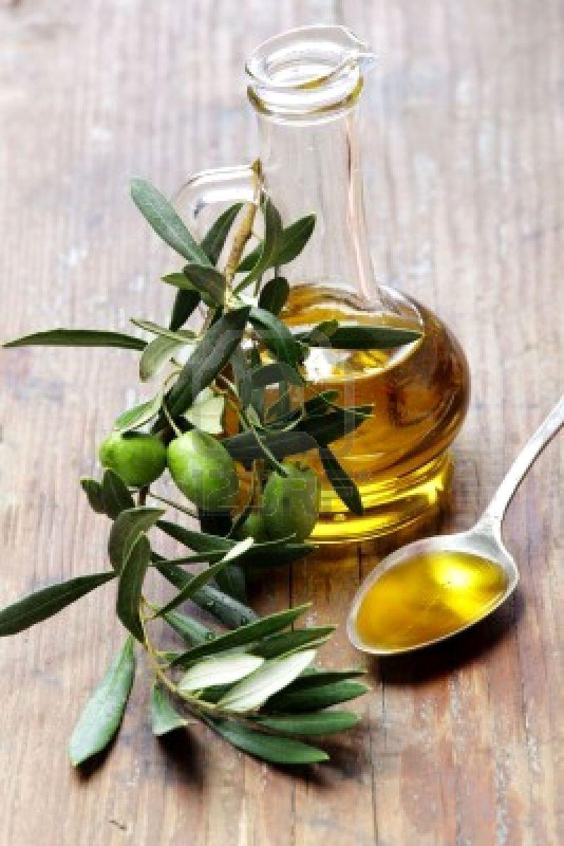 ** Olive oil.