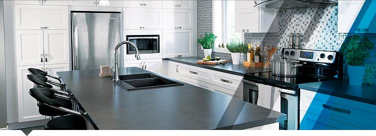 Rona vous fournit les meilleurs articles matériaux et outils pour vos projets de rénovation et décoration darmoire de cuisine ou de comptoir