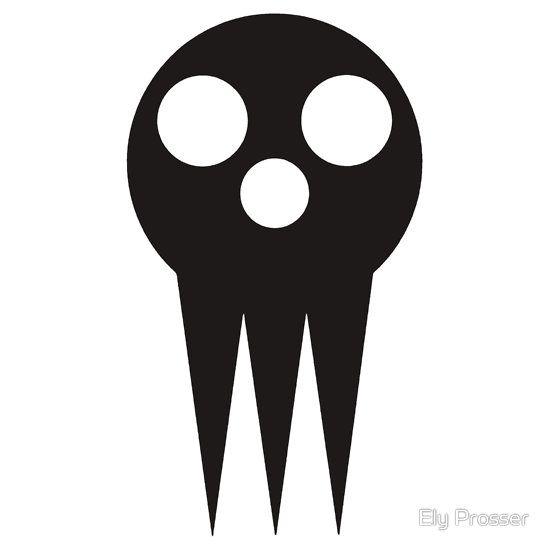 Soul Eater Skull Black Geek Tattoo Soul Eater Soul Tattoo