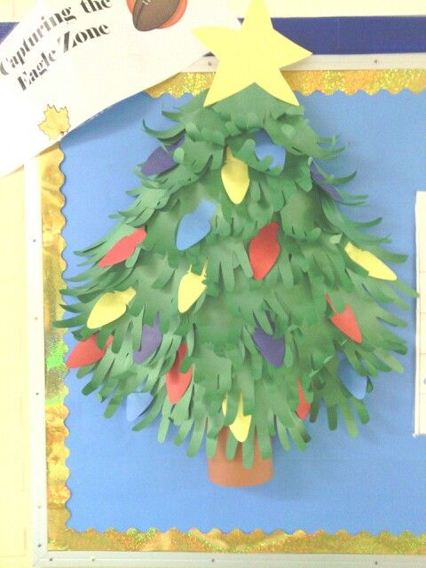 3d Christmas Tree Bulletin Board Christmas Bulletin Christmas Bulletin Board Christmas Teaching