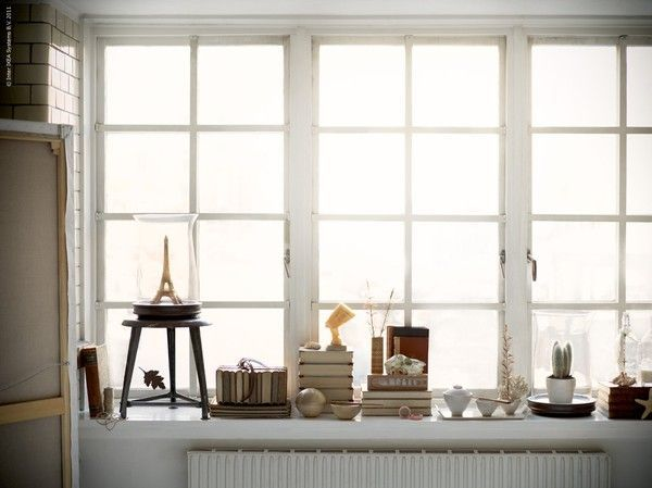 6 Ways To Decorate & Dress Your Window Sills | Window sill, Window ...