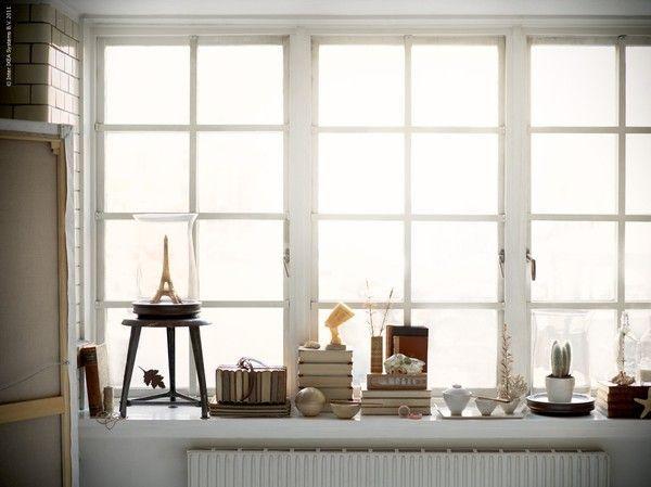6 Ways To Decorate & Dress Your Window Sills | Window sill, Window ...
