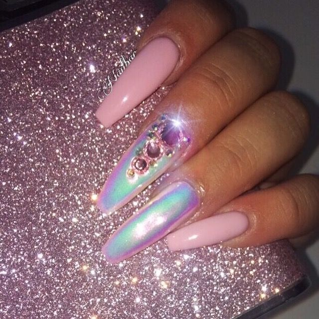 Pin de BoujaJevy✨ en Nailz   Pinterest   Diseños de uñas, Uñas ...