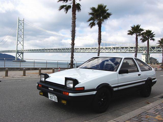 solarxclipse 1986 Toyota Trueno's Photo Gallery at CarDomain