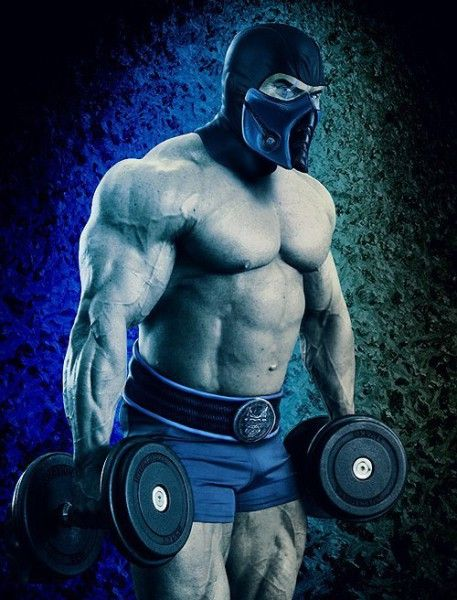 Gay muscle sub